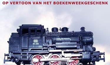 Gratis met de trein