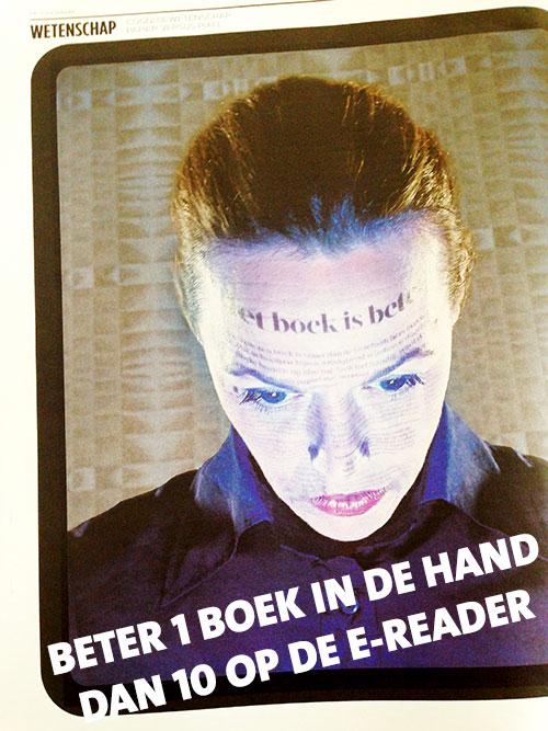 Het boek is beter
